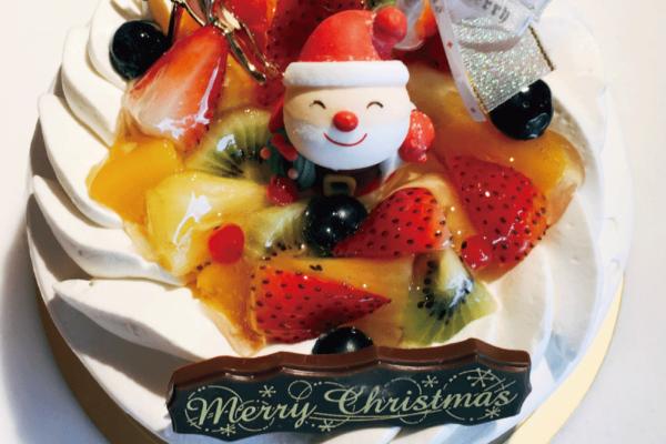 2019年クリスマスケーキご予約のご案内★