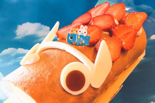 こどもの日デコレーションケーキご予約受付中!